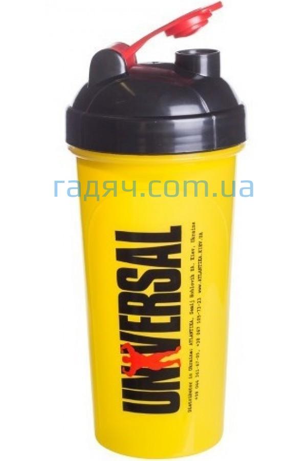 Шейкер Universal Nutrition 700 ml с турбинкой