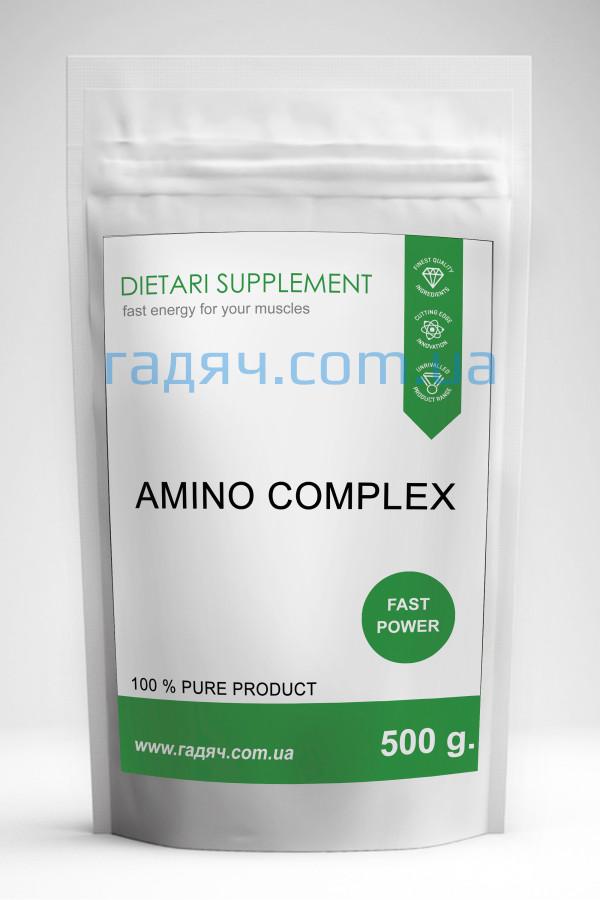 Аминокомплекс без вкуса (500 г)