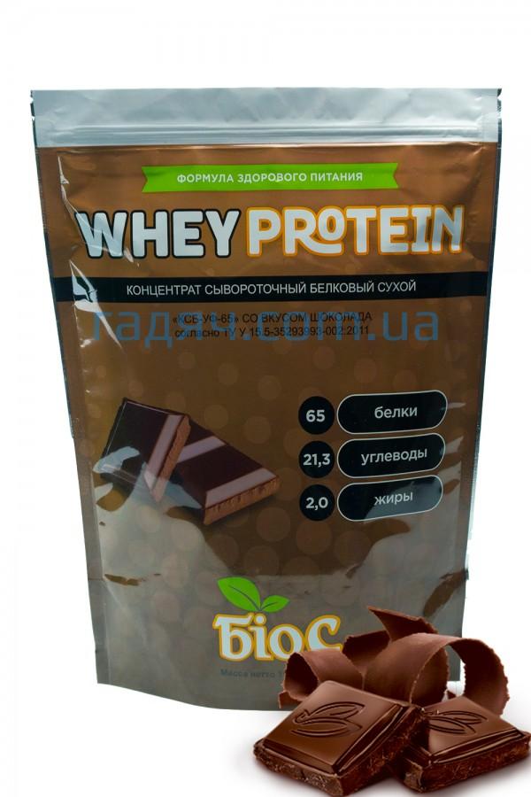 Протеин Гадяч КСБ 65 (шоколад)