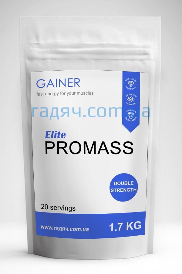 Гейнер Elite Promass (1,7 кг)