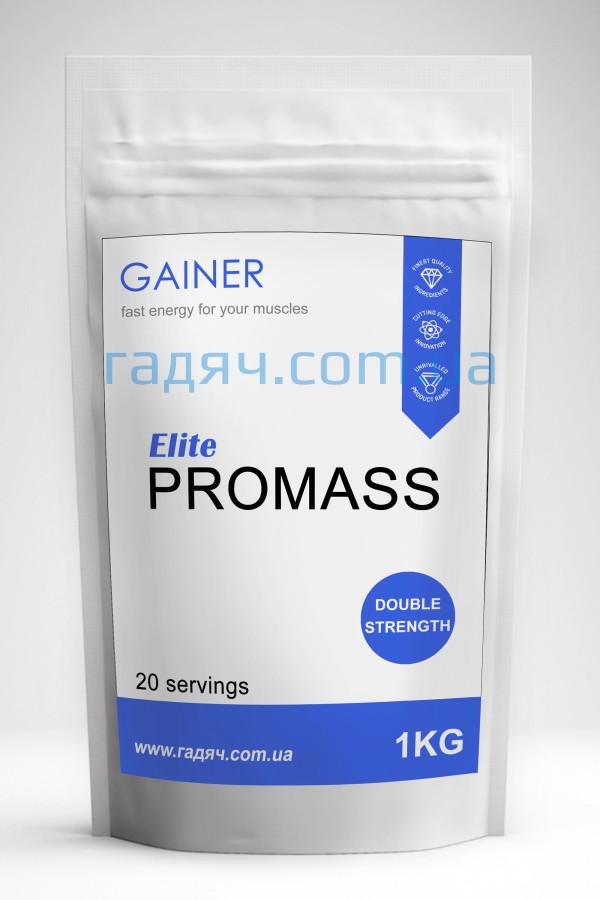 Гейнер Elite Promass (1 кг)
