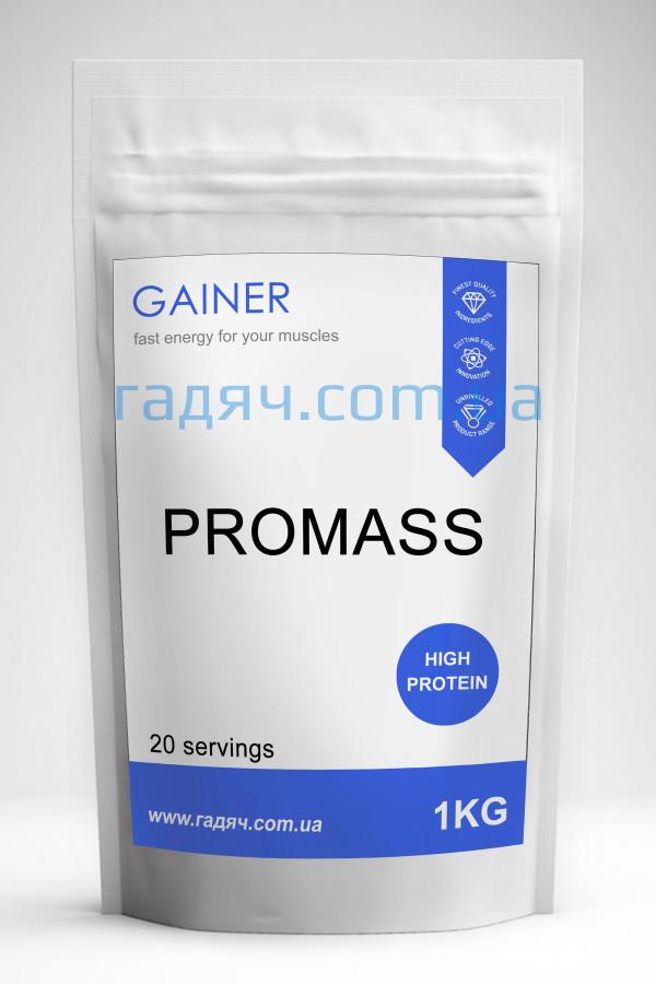 Гейнер Promass (1 кг)