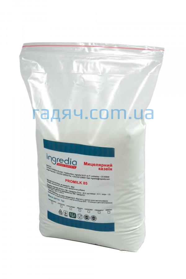 Мицеллярный казеин Ingredia 85% (без вкуса)