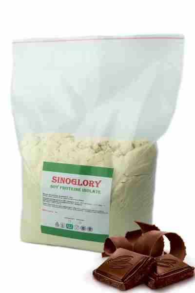 Соевый протеин SINOGLORY 90% (шоколад)