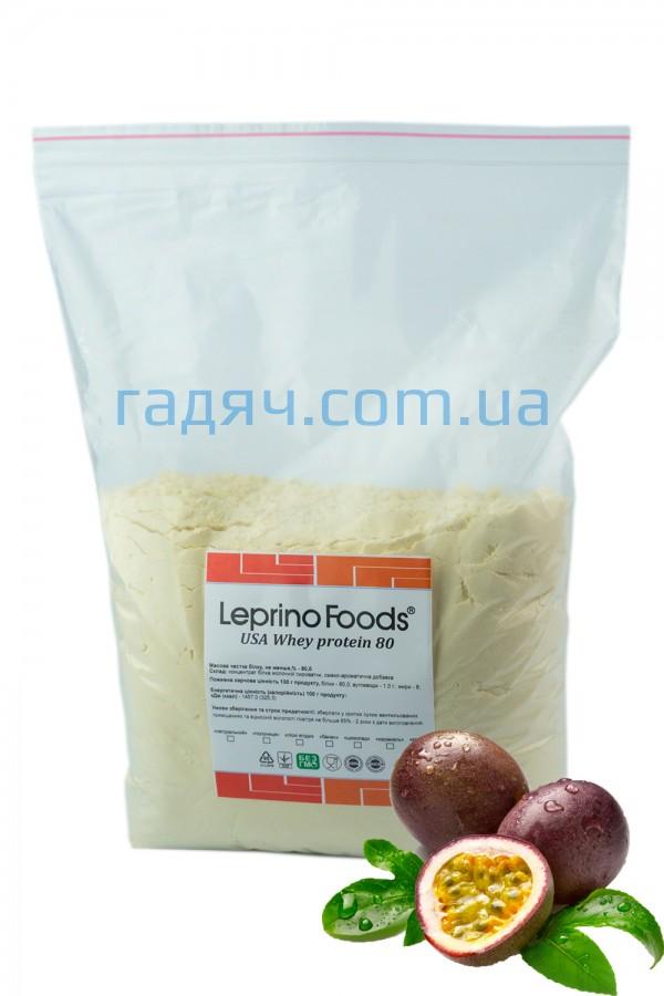 Американский протеин (КСБ 80) Leprino Foods WPC 80 со вкусом маракуи
